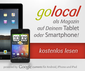 golocal auf Google Currents