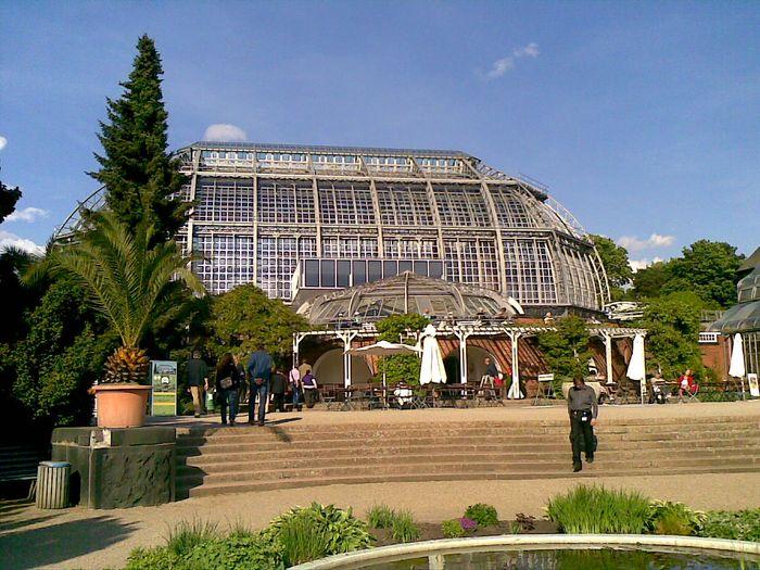 botanischer Garten - (c) Siri